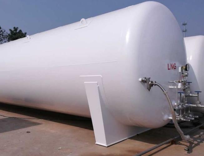 广东LNG储罐